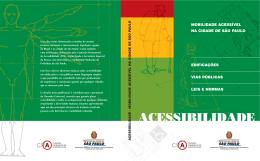 Mobilidade Acessível na Cidade de São Paulo