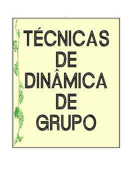 Técnicas de Dinâmica de Grupo _CRE-SUL_