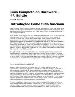 manual completo do hardware