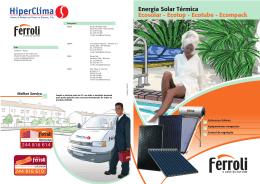 Ferroli - Energia Solar