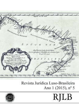 Revista Jurídica Luso-Brasileira Ano 1 (2015), nº 5
