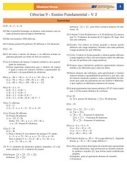 Ciências 9 – Ensino Fundamental – V. 2