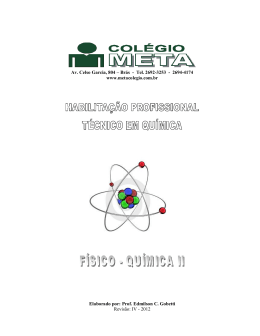 Av. Celso Garcia, 804 – Brás - Tel. 2692-3253 - 2694