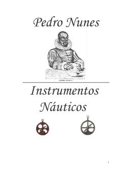 Pedro Nunes Instrumentos Náuticos