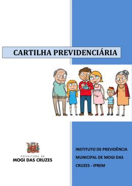 CARTILHA PREVIDENCIÁRIA