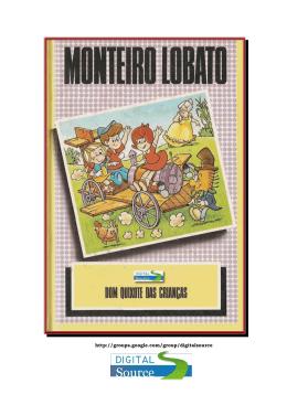 Monteiro Lobato - Dom Quixote das Crianças (rev)