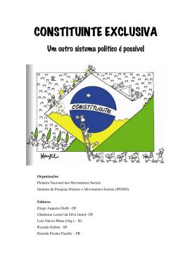 Livro Juridico Constituinte Exclusiva 2014