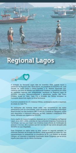 Conheça a Regional Lagos