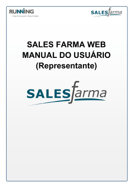Manual Sales Farma