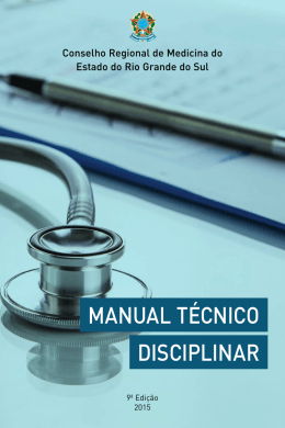 MANUAL TÉCNICO DISCIPLINAR