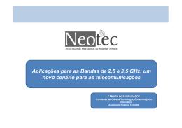 NEOTEC - Câmara dos Deputados