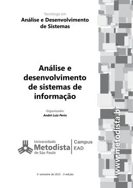 GUIA DE ESTUDOS - Universidade Metodista de São Paulo