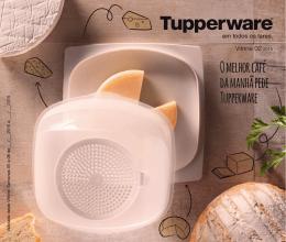 O melhor café da manhã pede Tupperware