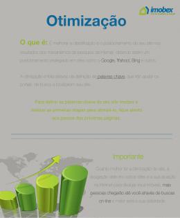 manual SEO de otimização para clientes Imobex
