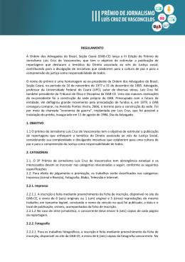 regulamento - OAB-CE – Ordem dos Advogados do Estado do Ceará
