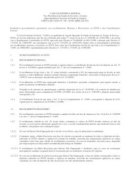 Circular CAIXA n° 548/11