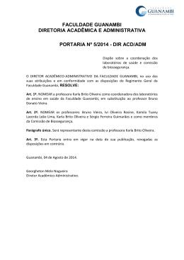 portaria 05_2014