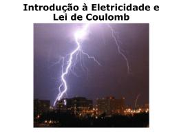 introdução à eletricidade