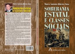 soberania estatal e classes sociais soberania estatal e classes sociais