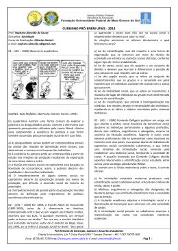 CURSINHO PRÓ-ENEM UFMS