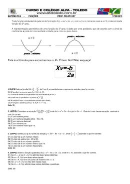 Esta é a fórmula para encontrarmos o Xv. É bem fácil