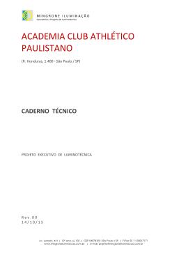 Arquivo 2 - Club Athletico Paulistano