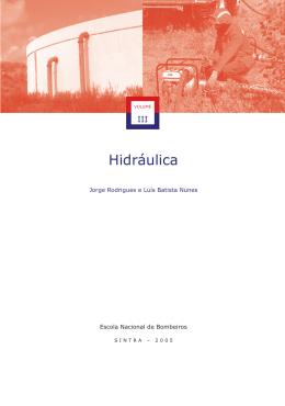 Hidráulica - Bombeiros Portugueses