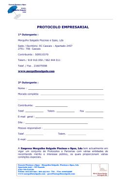 Preçário - Clube NOVO BANCO