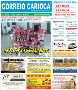 edição #89 - jun 2015 Invasão Feminina