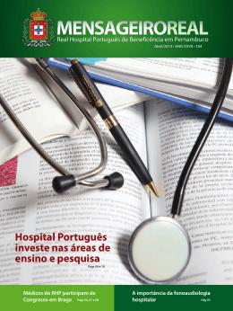 mensageiro real - Real Hospital Português