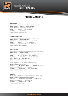 RJ - Staner