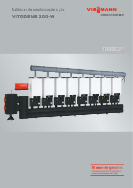 Vitodens 200-W Modelos B2HA / B2KA7.0 MB