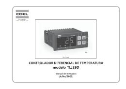 Manual de Instruções Completo TLJ29D-rev.0