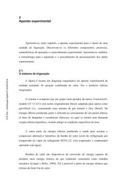 2 Aparato experimental - Maxwell - PUC-Rio