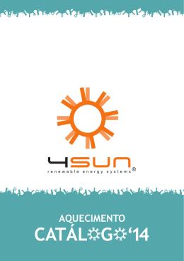AQUECIMENTO - Sinuta4sun
