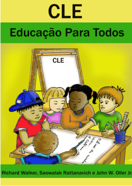 Livro CLE - Distrito 4480