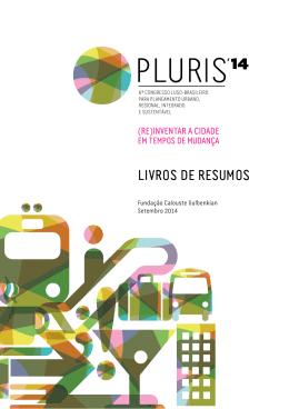 Pluris 2014 - Universidade de Lisboa
