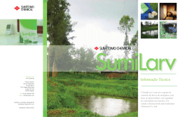 Informação Técnica - Sumitomo Chemical