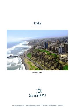 LIMA - Auroraeco