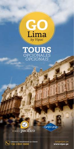 TOURS Lima