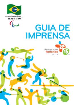 Classificação - Comitê Paralímpico Brasileiro