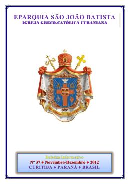 Boletim nº 37 - 2012 Novembro-Dezembro