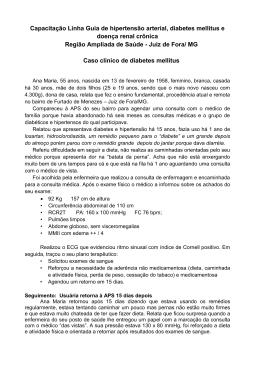 Caso Clínico DM2