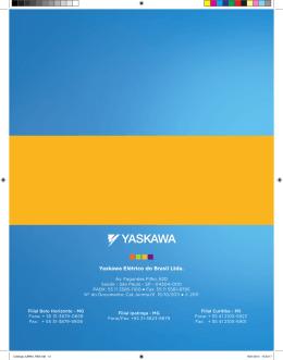 Yaskawa Elétrico do Brasil Ltda.