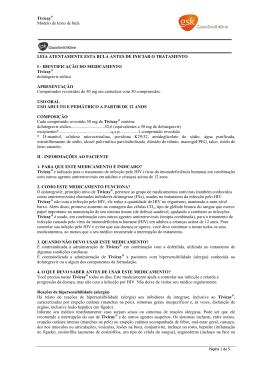 GLAXOSMITHKLINE BRASIL LTDA.