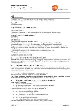 GLAXOSMITHKLINE BRASIL LTDA. - Medicamentos Especiais 4Bio