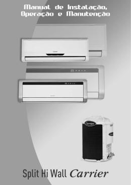 5.5 Instalação da Unidade Condensadora