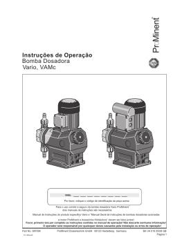 Manual Vario C