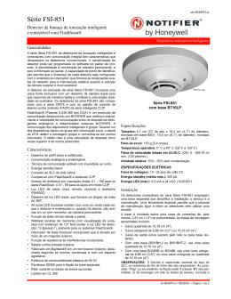 DataSheet - WB TECNOLOGIA