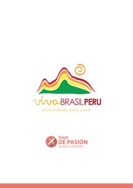 DE PASIÓN - Viva Brasil Peru | Home